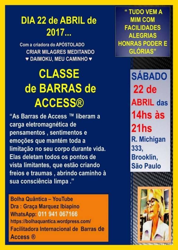 CLASSE DE BARRAS ABRIL DIA 22 PLACA PROVISORIA......